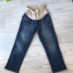 Maternity Jeans: Oh Baby by Motherhood Size Medium